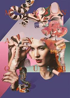 Cut That Out Contemporary Collage In Graphic Design Experimental Digital Collages With Adobe Stock Images