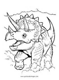 Dinosaurier Ausmalbilder Triceratops Dinosaurier 102 Gratis Malvorlage In Dinosaurier Tiere