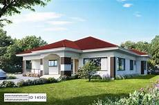 4 room house plan id 14503 house by maramani