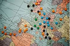 Printable Map With Pins Personalised Adventurer World Travel Map With Push Pins