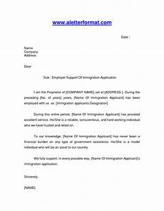 Reference Letter For Immigration For A Friend Job Letter For Immigration Taylor