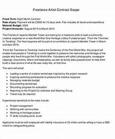 Freelance Contract 17 Freelance Contract Templates In Google Docs Ms Word