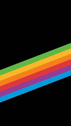 Iphone X Wallpaper Rainbow by Heritage Rainbow Stripe Iphone X Iphone 8 Ios 11 Stock