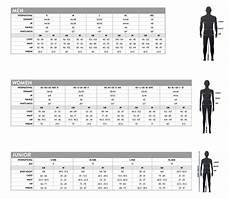 Size Chart Urban N Co Shoes Scott Clothing Size Chart Bikes N Gear Ltd
