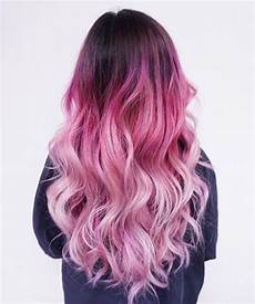 Black To Light Pink Ombre Hair 30 Trendy Haircuts For Women Over 30 Hair Styles Pink