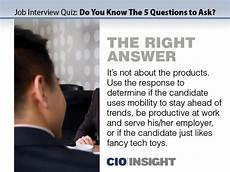 Job Interview Quiz Job Interview Quiz Do You Know The 5 Questions To Ask