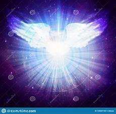 Angel Light Beings Vitruvian Human Diagram Stock Vector Illustration Of