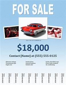 For Sale Flyers Sales Flyer