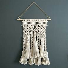 macrame how tassel macrame wall hanging macram 233 bohemian weaving wall