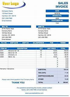 Courier Invoice Format Excel Free Excel Invoice Templates Invoice Template Invoice