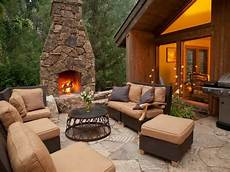 Back To Back Fireplace Design 30 Inspiring Patio Decorating Ideas To Relax On A Days