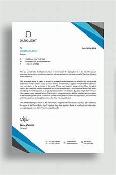 Letter Head For Resume Elegant Letterhead Corporate Identity Template 69617