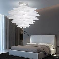 led schlafzimmer led rvb plafonniers fleur t 233 l 233 commande sommeil chambre