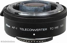 Nikon Tc Compatibility Chart Nikon Tc 14e Review
