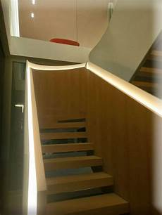 Led Lights For Stairs Led Staircase Ideas And Solutions Wired4signs Usa