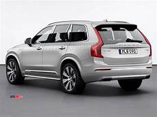volvo car open 2020 2020 volvo xc90 facelift debuts gets kers and minor