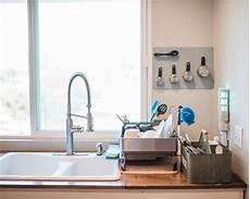 kitchen sink organizing ideas kitchen sink organizer ideas for a bright minimalist home