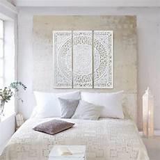 wanddeko schlafzimmer wanddeko 3 tlg thalia antik look holz katalogbild