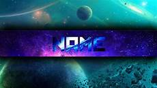 You Tube Banner Photoshop Tutorial Make A Youtube Banner Cover Image