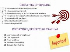 Trainer Objectives Training Process Flow Chart Sop S