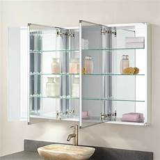 48 quot furview recessed mount beveled medicine cabinet with
