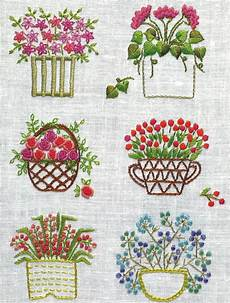 pin by christensen on embroidery baskets