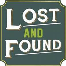 Lost And Found Sign Lost And Found At Trailhead Texas Historical Shootist
