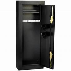 homak 8 gun steel gun cabinet gun cabinets safes at