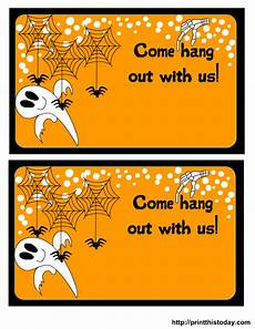 Costume Party Invitations Free Printable Free Printable Halloween Party Invitations