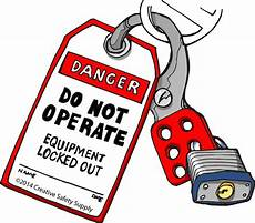 Lock Out Tag Out The Recipe For Complete Lockout Tagout Creative Safety Blog