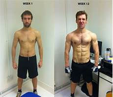 pete put on 6kg of solid in only 12 weeks