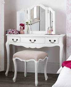 juliette white dressing table stunning large 3 drawer