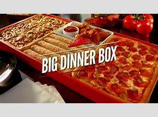 Pizza Hut Big Dinner Box TV Spot, 'Play of the Week
