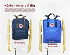 Fjallraven Backpack Size Chart Pin By Kankentaiwan On K 229 Nken Size Guide Kanken Kanken