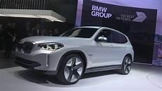 bmw electric suv 2020 bmw x3 electric suv ix3 coming in 2020