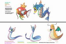 Pokemon Dragonair Evolution Chart If Dragonite Actually Followed It S Evolution Pattern