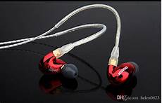 Wired Earphones Unit Ring Iron Moving by Diy Se846 Custom Made Hifi Earphone 6ba Drive Unit Moving