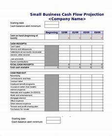 Sample Cash Flow Projection For Small Business Cash Flow Excel Template 13 Free Excels Download Free