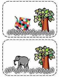 Elmer The Elephant Story Sequencing Cards By Basler S Best