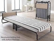 jaybe revolution airflow fibre folding bed buy at