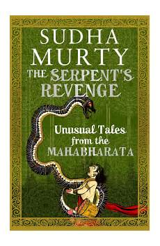 Designs By Sudha Cover For Sudha Murty S The Serpent S Revenge Cover