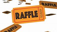 Raffle Ticket Signs Raffle Tickets Contest Enter Now Win Big 3 D Animation