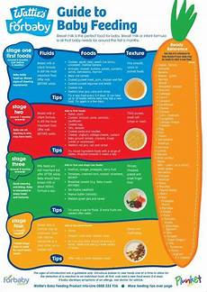 Baby Feeding Guide Guide To Baby Feeding Great List Of Foods For Babies