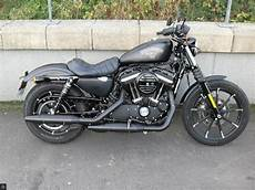 Harley Davidson Sportster Xl883n Iron For Sale In