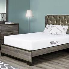 best 2 rest 10 inch memory foam mattress 36 x 72 made in