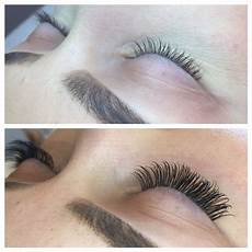 before and after classic lash extensions yelp
