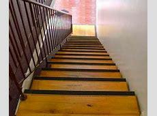 Aluminum Stair Nosings are Metal Stair Nosings by American Stair Treads