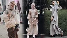 5 inspirasi busana kondangan ala selebgram hijab yang