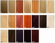 Hair Number Chart Hair Color Chart Hair Stop And Shop