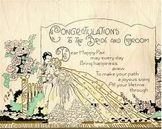Wedding Greetings Words The Copycat Collector Collection 244 Vintage 1920s